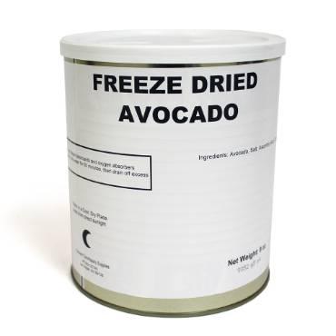 Freeze-Dried Avocado Slices