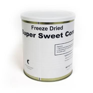 Freeze-Dried Super Sweet Corn