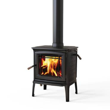 Hearthstone Craftsbury Truhybrid Wood Heat Stove