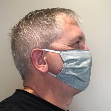 Amish-Made Face Masks - Pack of 2