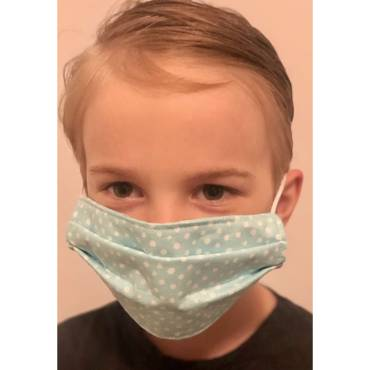 Amish-Made Child's Face Mask