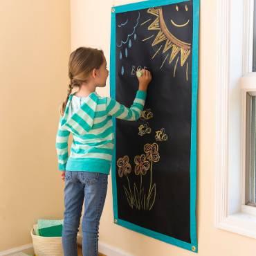 Roll-Up Chalk Mat