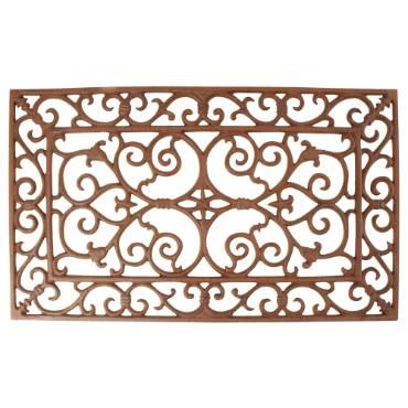 Classic Cast Iron Doormat