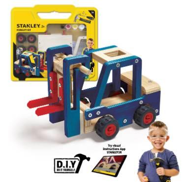Stanley Jr Forklift Kit