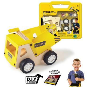 Stanley Jr Dump Truck Kit