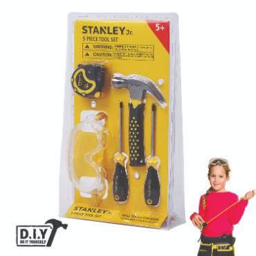 Stanley Jr 5-Piece Toolset