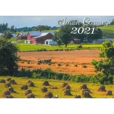 Amish Country 2021 Calendar