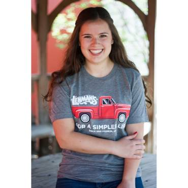 Lehman's Red Truck T-Shirt (Adult)