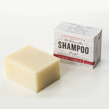 JR Liggett's Shampoo Bars