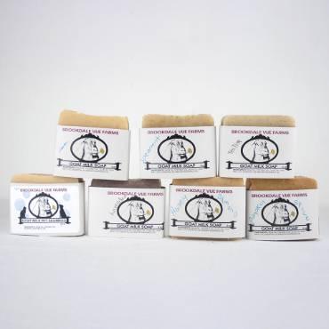 Locally-Made Goat's Milk Soap