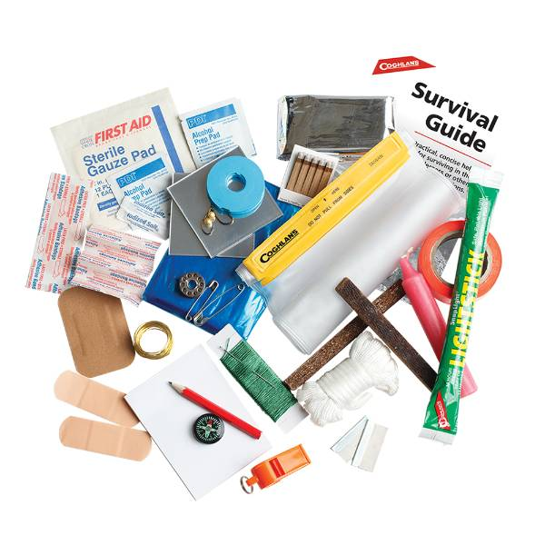 Basics Survival and First Aid Kit
