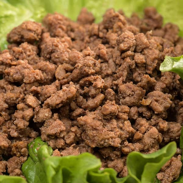 Canned Ground Beef Meat 28 oz