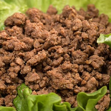 Canned Ground Beef Meat