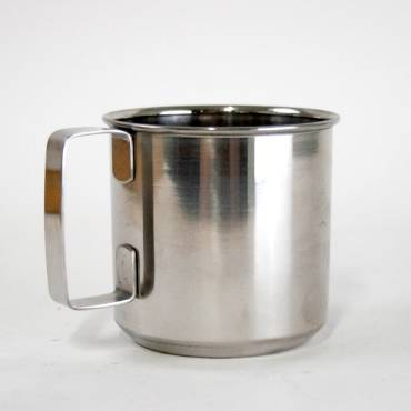 Sturdy Stainless Steel Cup