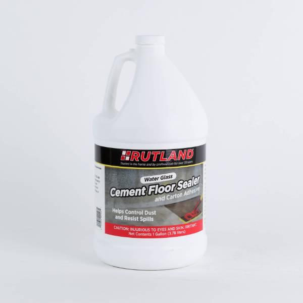 Water Glass - liquid sodium silicate