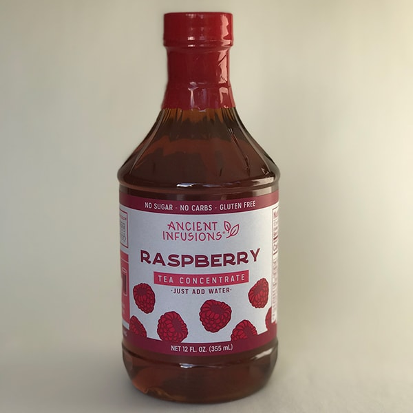 Ancient Infusions Raspberry Tea Concentrate