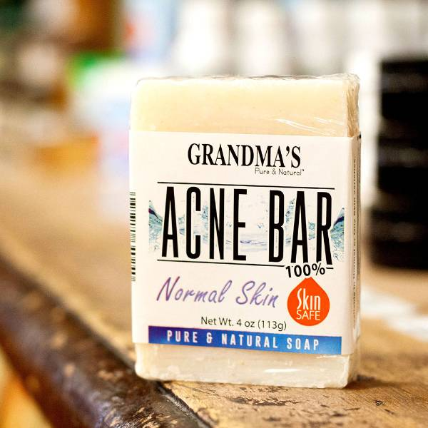 Grandma's Acne Bar