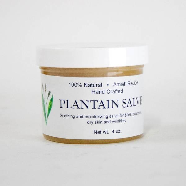 All-Natural Plantain Salve