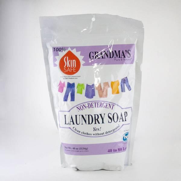 Grandma's All-Natural Laundry Soap