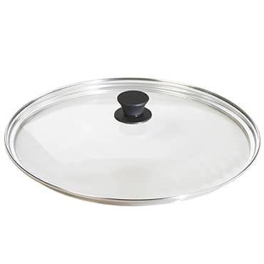 """Lodge 15"""" Tempered Glass Lid"""