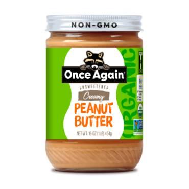 Organic Peanut Butters