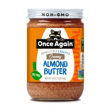 Natural Almond Butters