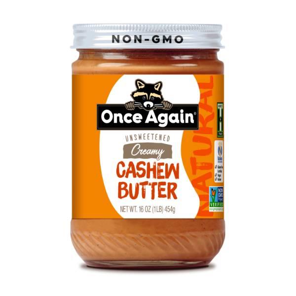 Natural Cashew Butter