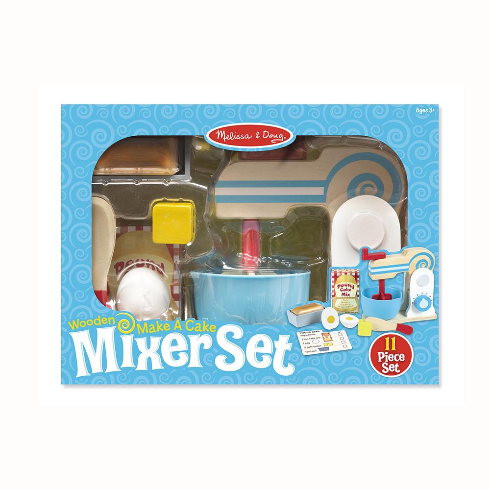 Make-a-Cake Mixer Play Set