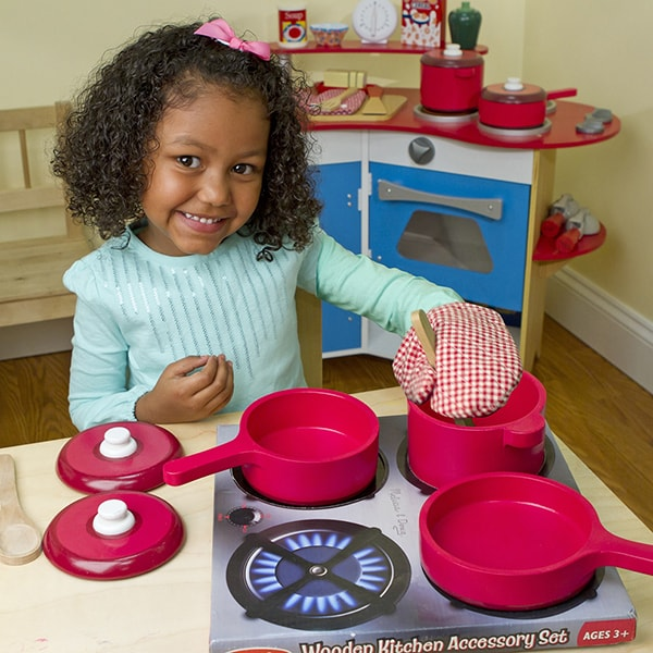 Kitchen Accessory Play Set