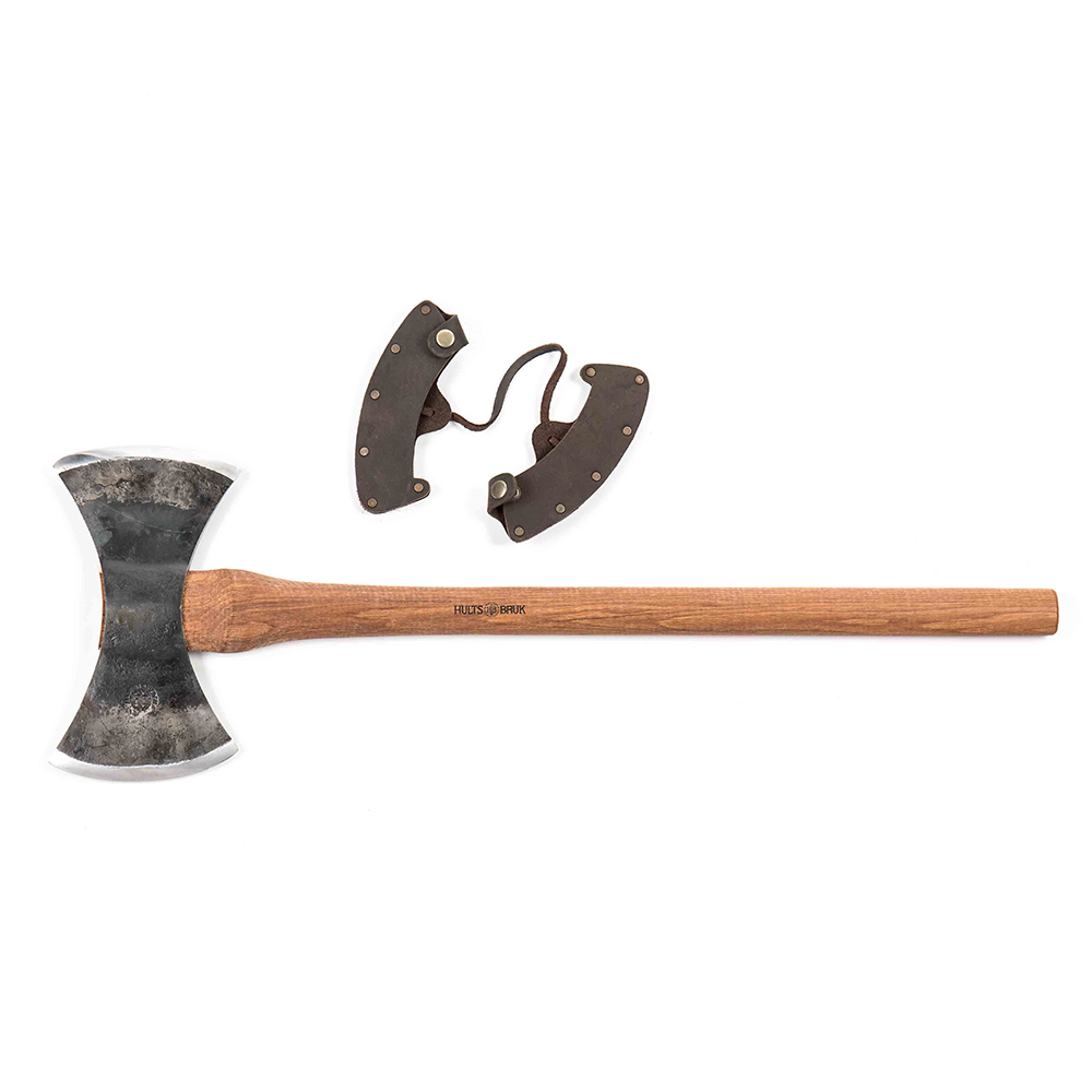 Hults Bruk Motala Double-Headed Axe