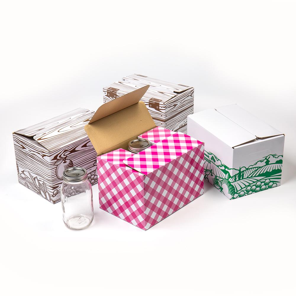 Quart Jar Compact Storage Boxes - $13.99 - SHOP NOW