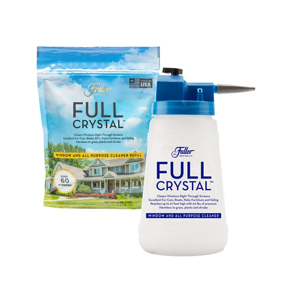 Full Crystal Window and All-Purpose Cleaner