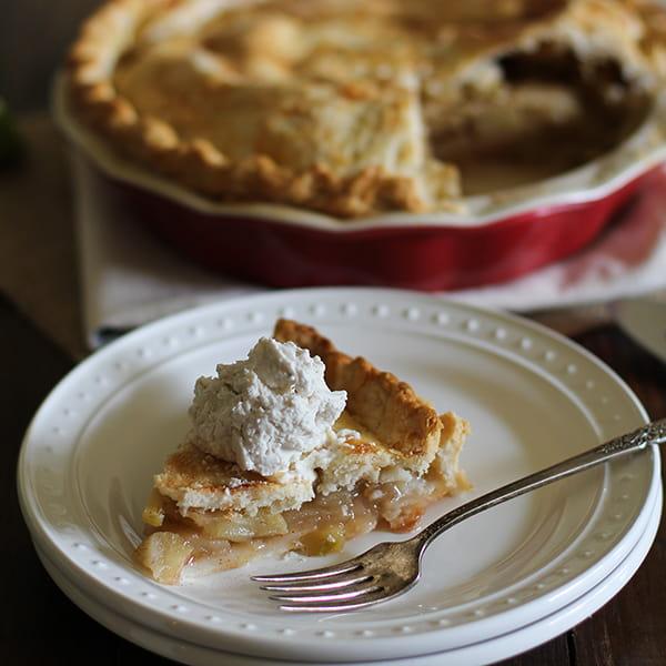 Gluten-Free Pie Crust Mix