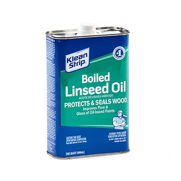 Boiled Linseed Oil 1 Qt