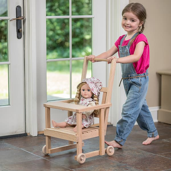 Eli & Mattie Doll Stroller