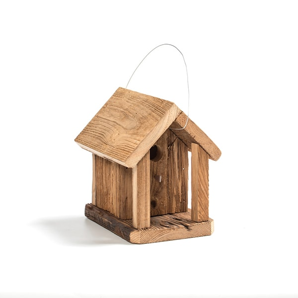 The Chalet Birdhouse