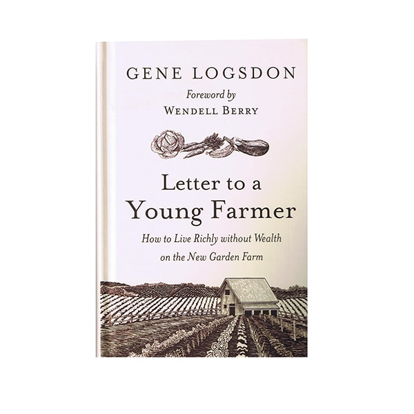 Letter To A Young Farmer Book Lehmans