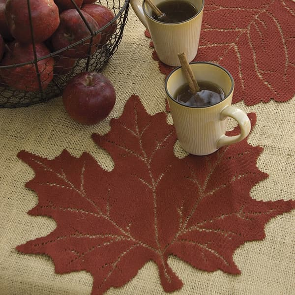 Maple Leaf Placemats