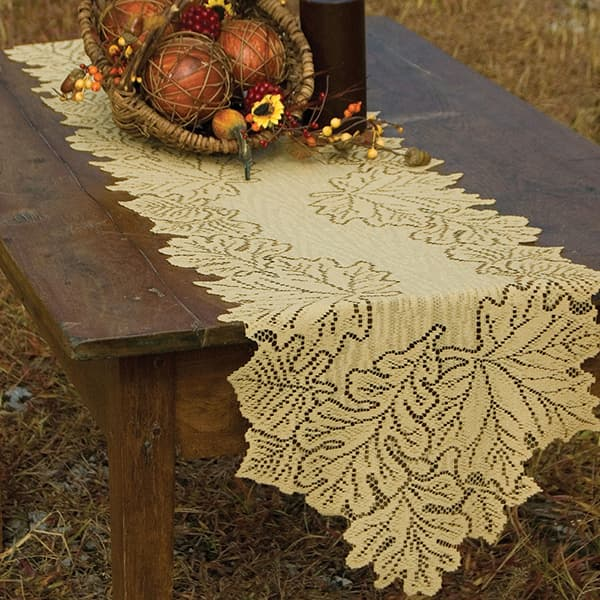 "Maple Leaf Runner – 14""x68"""