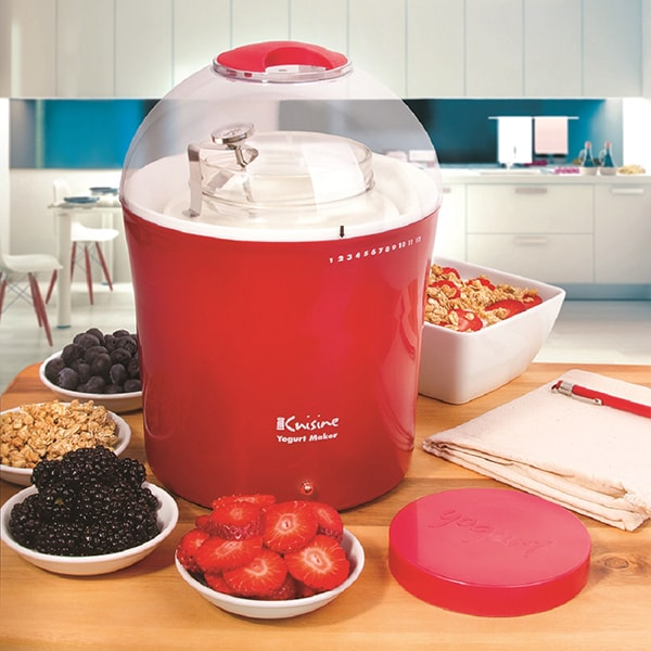 Electric Yogurt and Greek Yogurt Maker