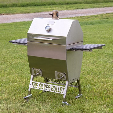 Silver Bullet Medium Charcoal Grill