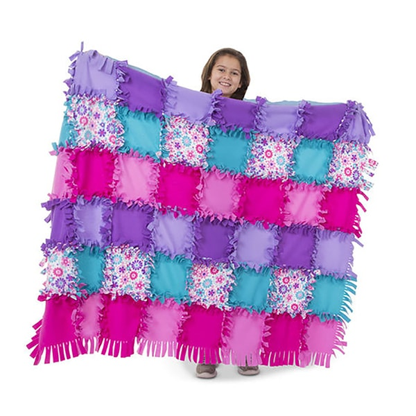 Make Your Own Flower Quilt