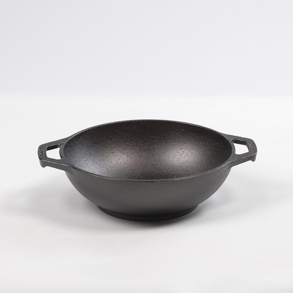 Lodge Cast Iron Mini Wok - $19.99 - BUY NOW