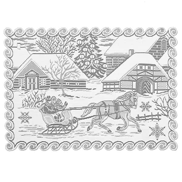 Sleigh Ride Placemats