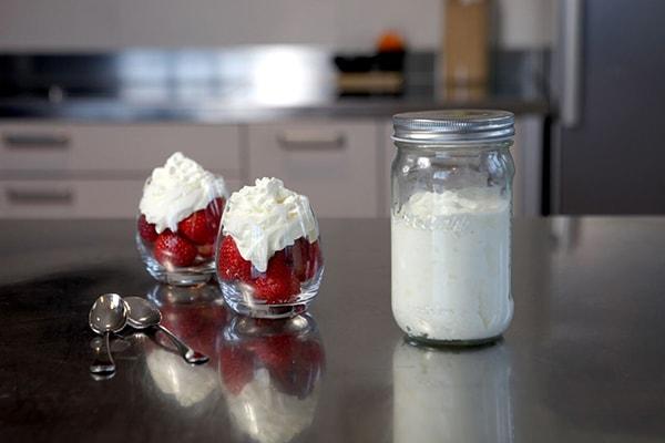 Whipped Cream Maker