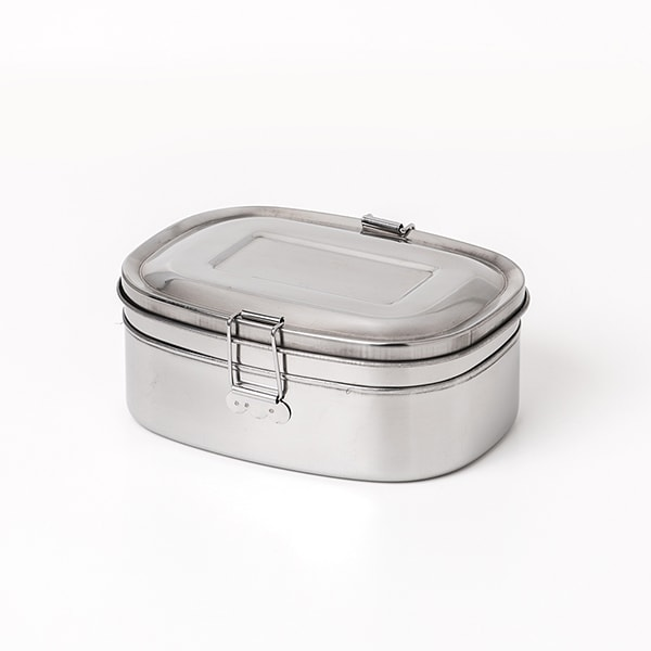 Stainless Steel 2-Layer Sandwich Boxes