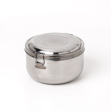 Double-Walled 2-Layer Food Storage Container