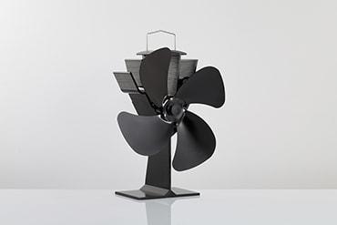 Four-Bladed Stove Fan – Model Boat Prop