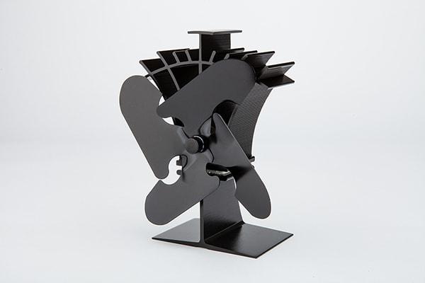 Four-Bladed Stove Fan – Model 224