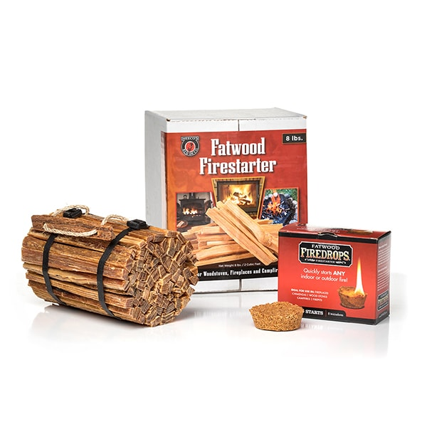 Fatwood Firestarter Variety Pack